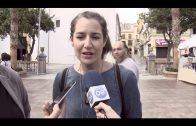 Algeciras se concentra de nuevo para mostrar su repulsa por la violencia de género