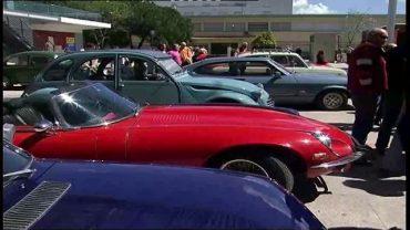 Apymeal organiza una exposición de coches clásicos el próximo sábado en Algeciras