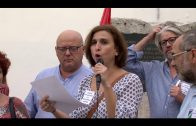 Asociación de la prensa, CCOO y afectados se concentran contra los despidos en los medios