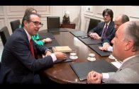 El alcalde se reúne con el director general de Asuntos de Cooperación e Inmigración Marroquí
