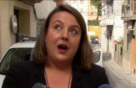 El ayuntamiento estudia medidas para mejorar la iluminación en la calle Almería