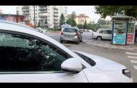 La Policía Nacional  detienen a dos individuos por robar en el interior de  52 vehículos