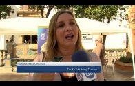 Landaluce da la bienvenida a la ciudad a los participantes de la ruta motera Rider Andalucía