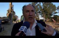 Landaluce destaca la importancia de las nuevas obras en el tramo ferroviario Algeciras-Almoraima