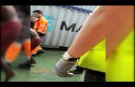 Localizados 16 inmigrantes escondidos en contenedores en puerto de Algeciras