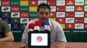 Los jugadores coinciden en el gran paso del Algeciras CF