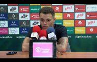 Los jugadores del Algeciras CF no están preocupados y confían en la victoria