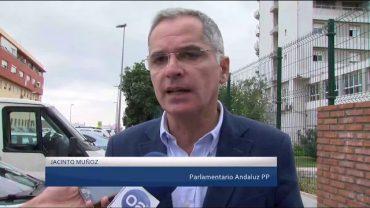 PP apoya las reclamaciones de los trabajadores de la residencia de mayores de San José Artesano