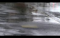 Alerta amarilla por lluvias en el Estrecho
