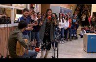 Alumnos del IES García Lorca celebra el Día Internacional del Flamenco