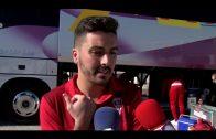 Ayala y Ganet confirman que la actitud ante el partido no fue la correcta.