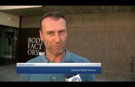 Body Factory y Algeciras estrechan lazos con la visita de la plantilla