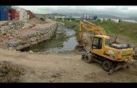 Ciudadanos  alerta del peligro de desbordamiento del arroyo Cachón