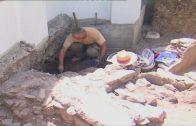 Comunicación sobre el proyecto de excavación en el sistema defensivo de la zona sur