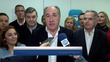 El Pp de Algeciras convoca su congreso local