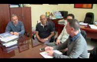 Jacinto Muñoz se reúne con el comité de empresa de CTM para mejorar el servicio de transporte