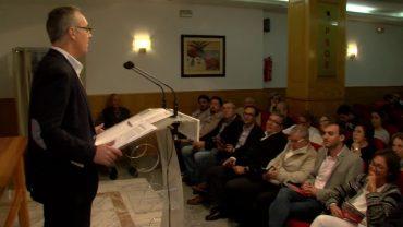 Juan Lozano, reelegido secretario general de PSOE en Algeciras