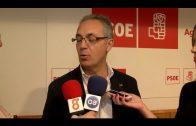 Juan Lozano se presenta a la reelección como secretario local del PSOE