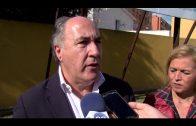 Landaluce valora la inminente reanudación de las obras del colector de Jacinto Benavente