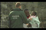Rescatadas dos pateras con 42 inmigrantes, con tres bebés