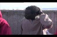 Rescatados 13 inmigrantes subsaharianos en dos pateras cruzando el Estrecho