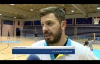 Santi Urdiales elogia a los jugadores de Colomer Algeciras