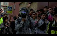 Vuelven las manifestaciones frente a la Junta ante la falta de profesorado