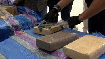 Aprehendidos 332 kilogramos de cocaína en el puerto de Algeciras