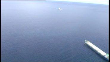 Ascienden a 72 las personas rescatadas en cuatro pateras localizadas en aguas del Estrecho