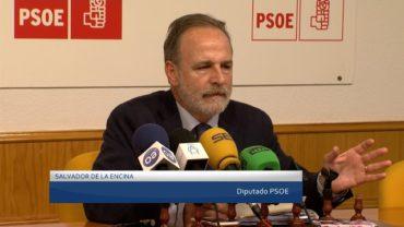 De la Encina reclama al Gobierno retome el proyecto de la nueva variante entre Algeciras-San Roque