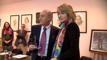 """El investigador algecireño Manuel Tapia Ledesma recibe el XVII Premio Ateneo """"José Román"""""""