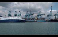 El puerto de Tarifa abre al tráfico y el de Algeciras recupera las salidas a Ceuta y Tánger