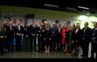 El Teatro Florida acoge el acto institucional de hermanamiento entre Algeciras y San Fernando