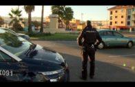 La Policía detiene a tres jóvenes como presuntos autores de 20 robos en Algeciras