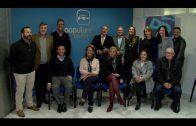 Landaluce presenta la única candidatura para el congreso local del próximo 21 de diciembre