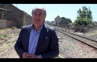 Landaluce se reúne con Adif y Metrovacesa para la supresión del paso a nivel de La Perlita
