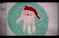Los ganadores de 'Dibuja y pinta la Navidad 2017' recibhen sus premios