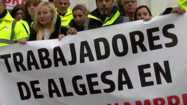 Podemos exige al gobierno local una solución a la situación de los trabajadores despedidos de Algesa