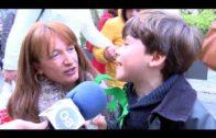 Algeciras vive con ilusión su tradicional arrastre de latas