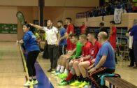 Dos platas y una Copa de España para jugadores algecireños de balonmano