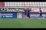 El Algeciras de Asián entrenará esta tarde tras la rueda del míster.