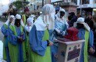 El Heraldo Real de Sus Majestades los Reyes Magos de Oriente visitan la ciudad
