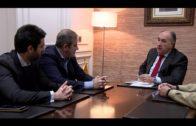 La empresa Innovia Coptalia presenta al alcalde el plan de mantenimiento de viales