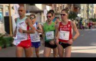 Ainoha Pinedo segunda en el nacional de 50 KM Marcha