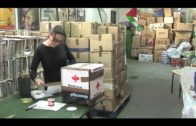 Amigos del Pueblo Saharaui del Campo de Gibraltar cargará mañana 24 toneladas de alimentos