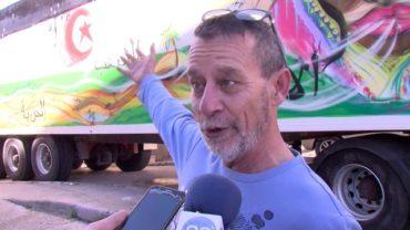 Amigos del Pueblo Saharaui del Campo de Gibraltar envían 24 toneladas de alimentos