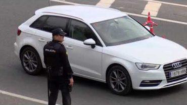 Despliegue policial en el Saladillo para localizar a un hombre armado