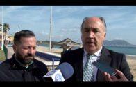 El ayuntamiento inicia las gestiones con el gobierno para la regeneración de las playas