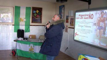 Enrique Talavera, un algecireño con un sueño