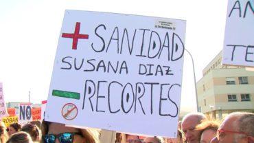 La Plataforma de Afectados en Defensa de la Sanidad Pública convoca manifestación en Sevilla el 28F